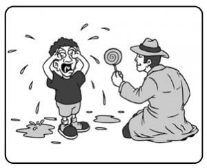 Gerade im Kleinen: Personalisieren, Dramatisieren, Emotionalisieren